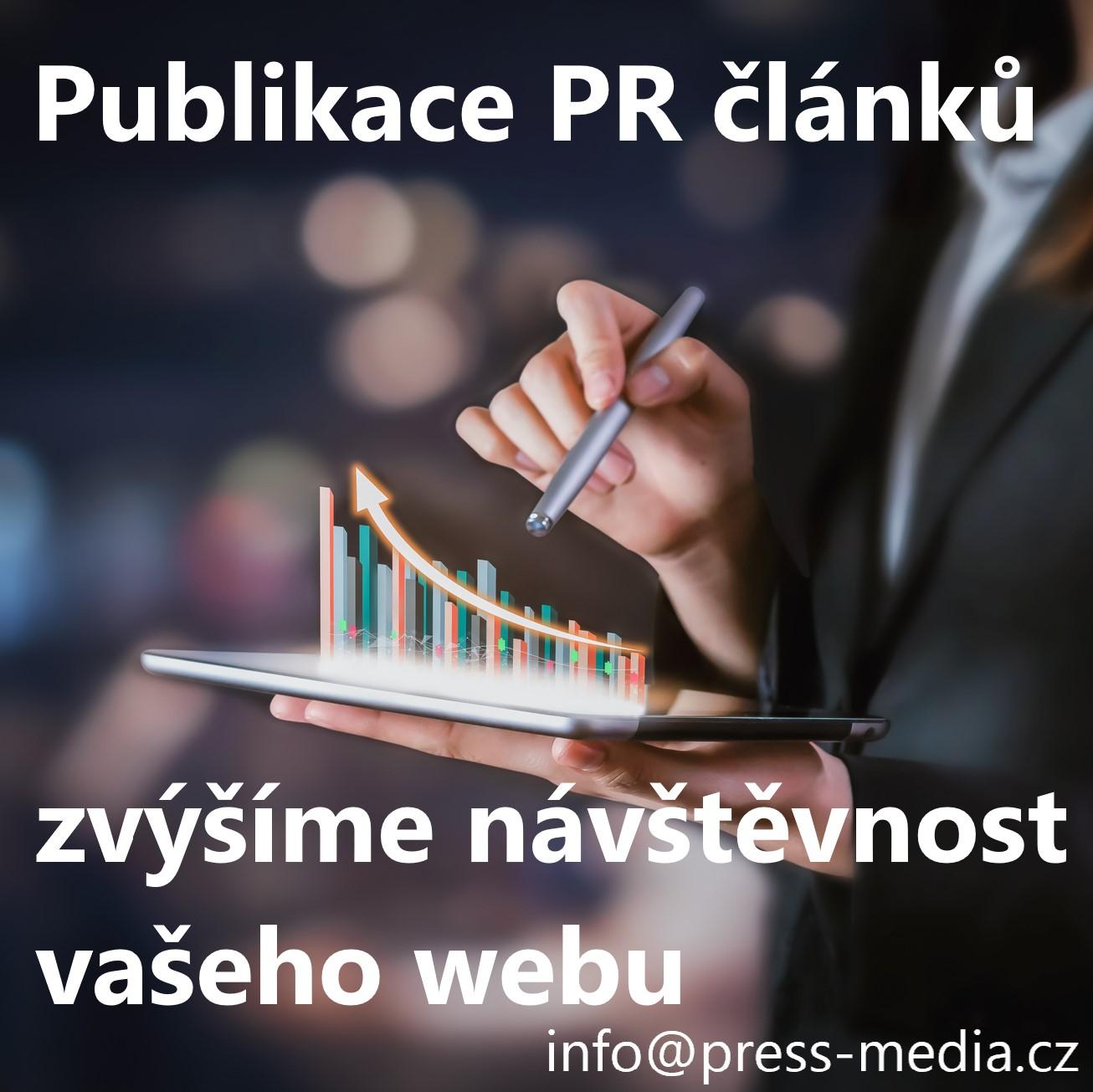 PR článek